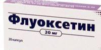 От чего помогает Флуоксетин: инструкция по применению
