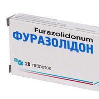 От чего помогает лекарство Фуразолидон