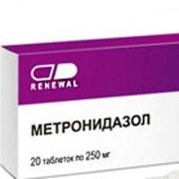 От чего помогает лекарство Метронидазол