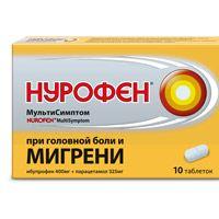 От чего помогает лекарство Нурофен