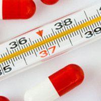 Антибиотики от повышенной температуры